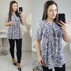 Блуза нарядная Х9557