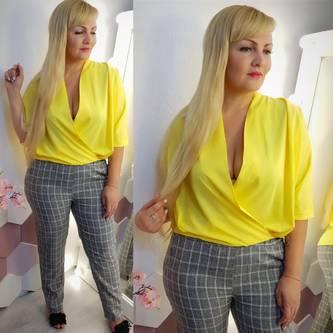 Блуза для офиса Ч2465