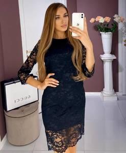 Платье короткое нарядное Ш8364