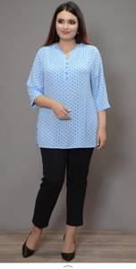 Блуза офисная Я3995