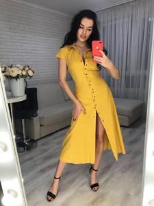 Платье длинное летнее Я6433