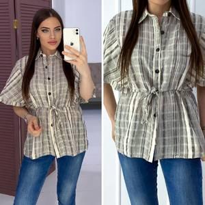 Рубашка с коротким рукавом Я7164