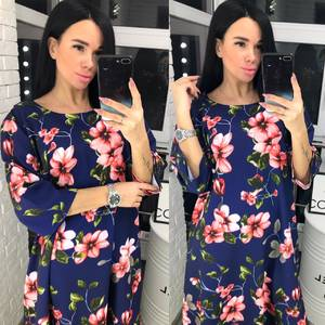 Платье короткое нарядное Я9171