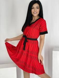 Платье короткое современное А39138