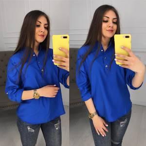Блуза с коротким рукавом Ц2927