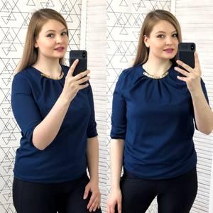 Блуза с коротким рукавом Ц2997