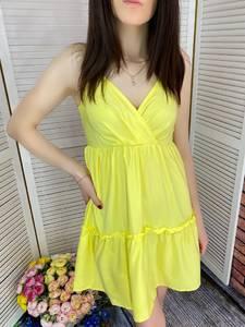 Платье короткое летнее Я1150