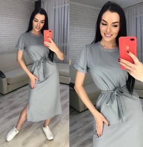 Платье длинное летнее Я8587