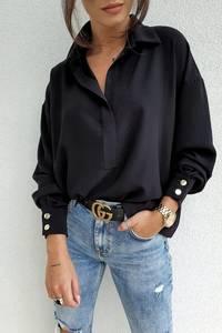 Блуза с длинным рукавом А13326