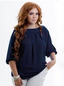 Блуза офисная А34464