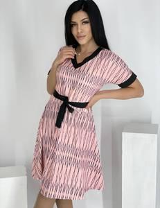 Платье короткое современное А39139