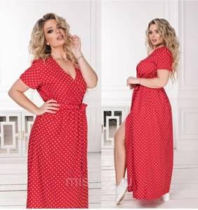 Платье длинное нарядное А49217