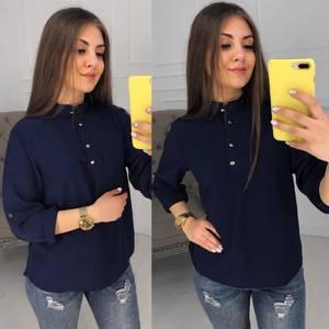 Блуза с коротким рукавом Ц2928