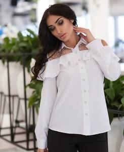 Рубашка с длинным рукавом Ц2985