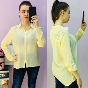 Рубашка с длинным рукавом Я5838