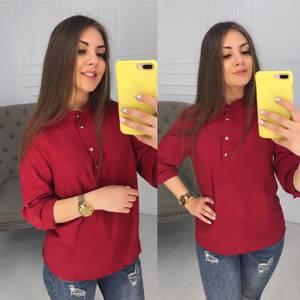 Блуза с коротким рукавом Ц2929