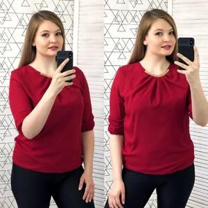 Блуза с коротким рукавом Ц2999