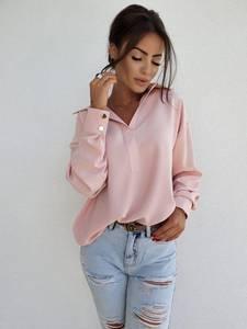 Блуза с длинным рукавом А13325