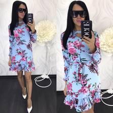 Платье Х5207
