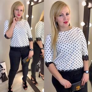 Блуза нарядная Х9766