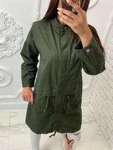 Джинсовая куртка Я8590