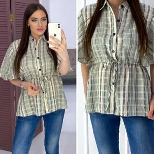 Рубашка с коротким рукавом Я7169