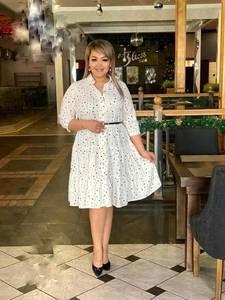 Платье короткое нарядное А39170