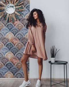 Платье короткое нарядное Х9750