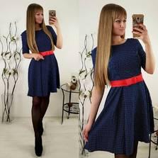 Платье П1395