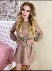 Платье короткое современное А59162