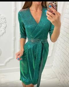 Платье короткое нарядное А58463