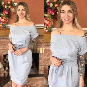 Платье короткое летнее Я2405
