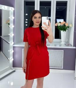 Платье короткое летнее Я3411