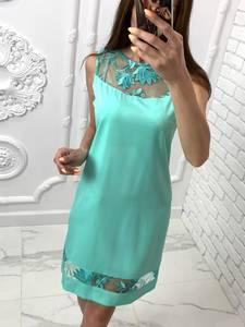 Платье короткое летнее Я7569