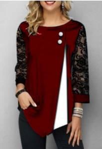Блуза нарядная А26069