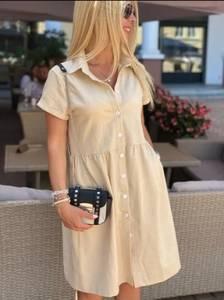 Платье короткое летнее А40092