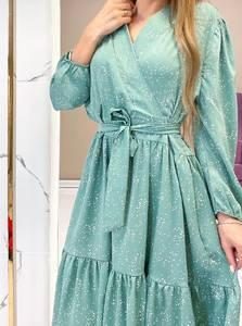 Платье короткое нарядное А48259