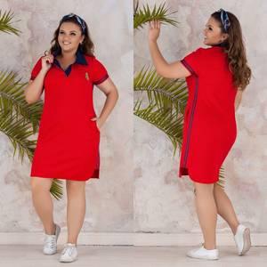 Платье короткое летнее Ч4230