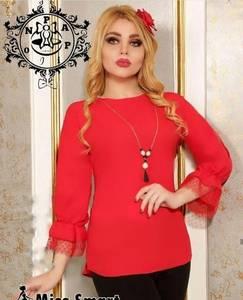 Блуза нарядная Я2453