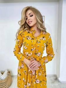 Платье короткое современное А48269