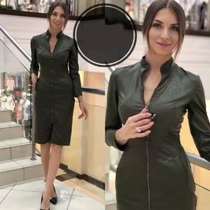 Платье короткое современное Я3435