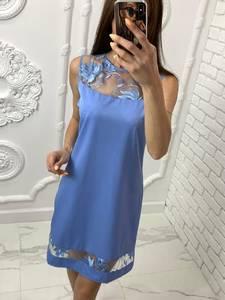 Платье короткое летнее Я7570