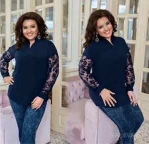 Блуза нарядная А37934