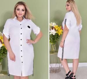 Платье короткое летнее А37983