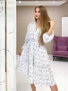 Платье короткое нарядное А48260