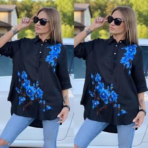 Блуза летняя Ц7251