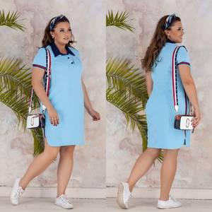 Платье короткое летнее Ч4231