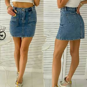 Юбка джинсовая Я3675