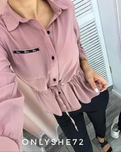 Блуза для офиса А31564