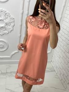 Платье короткое летнее Я7571